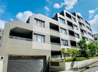 【外観】アパートメンツ東山