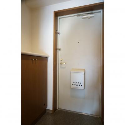 【玄関】プレステージマンション191