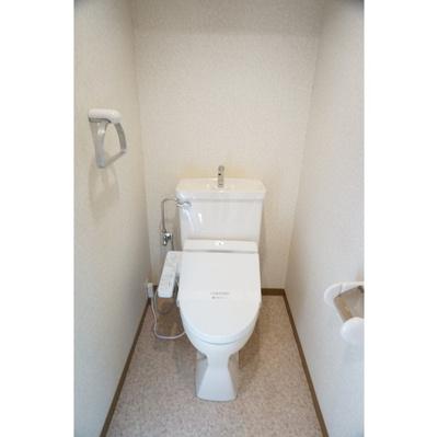 【トイレ】プレステージマンション191