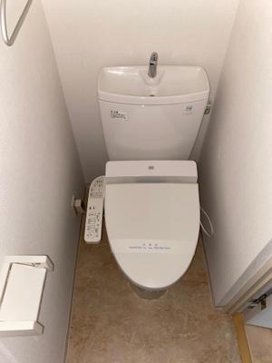 【トイレ】ラクラス新御徒町