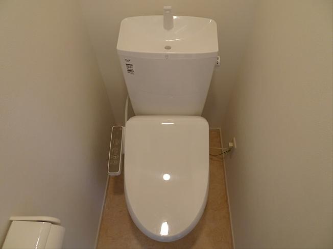 【トイレ】グランメゾン代田橋