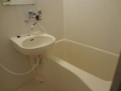 【浴室】サンライト矢部