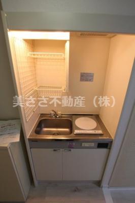 【キッチン】ノバリエ八王子