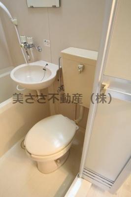 【トイレ】ノバリエ八王子