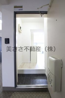 【玄関】ノバリエ八王子