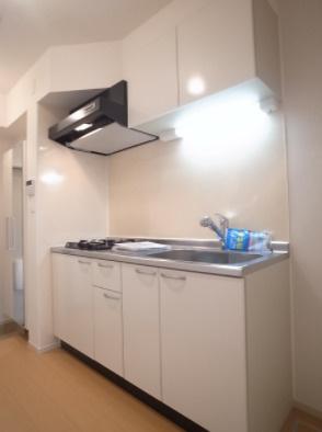 【キッチン】Casa荒川 part1