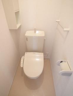 【トイレ】Casa荒川 part1