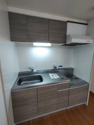 【キッチン】ラキアメゾン中小阪