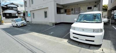 【駐車場】ロイヤルマンション