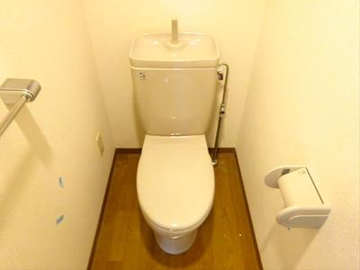 【トイレ】ルーブル中野南台