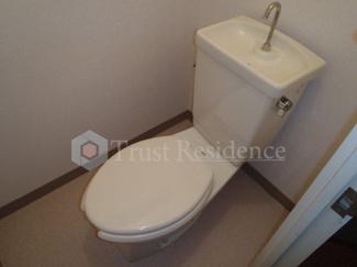 【トイレ】キャッスルマンション両国