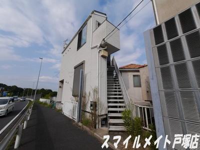 【外観】モンターニュ戸塚