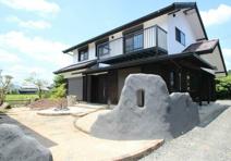 岐阜市石原 リフォーム済み中古住宅 無垢材を使用した木の温もりを感じられる素敵なお家です♪ロフト付きの画像