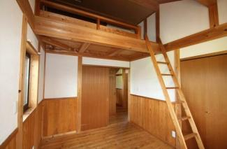 岐阜市石原 リフォーム済み中古住宅 無垢材を使用した木の温もりを感じられる素敵なお家です♪ロフト付き
