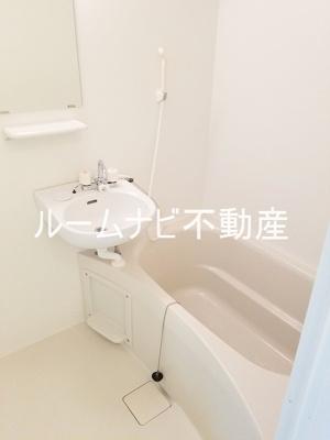 【浴室】ルーチェ上中里