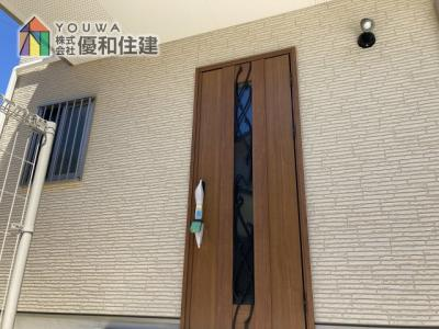 【玄関】神戸市垂水区西舞子8丁目  新築戸建