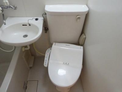 【トイレ】クレール武蔵野