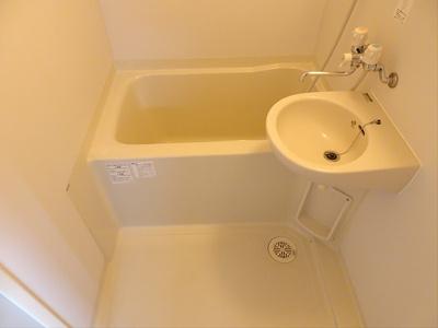 【浴室】ラフィネ下北沢
