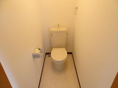 【トイレ】ラフィネ下北沢