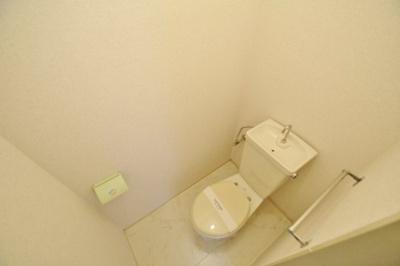 【トイレ】三英ハイツ
