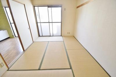 【和室】三英ハイツ