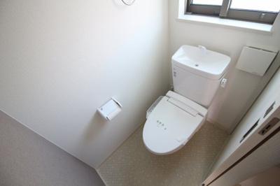 【トイレ】リッチライフ駒ヶ林
