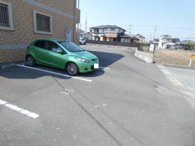 【駐車場】La・MerⅡ