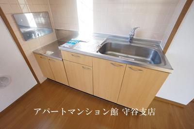 【キッチン】サンライズ倉持