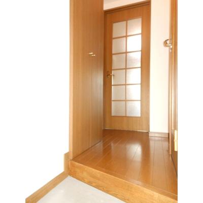 【玄関】 エスポワールハイム