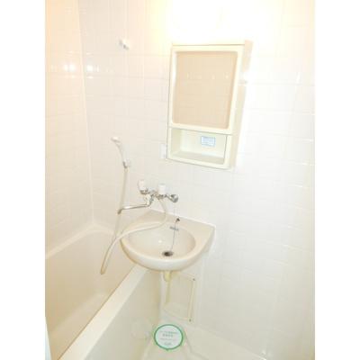 【浴室】 エスポワールハイム