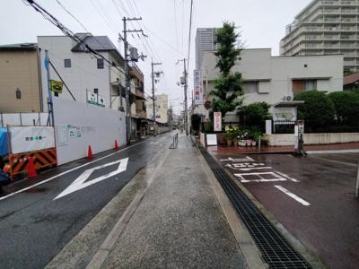 【周辺】ユニライフ福島C棟