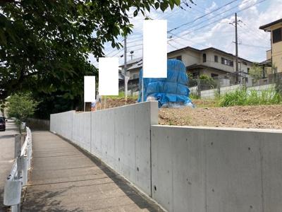 【前面道路含む現地写真】宇治市宇治米阪