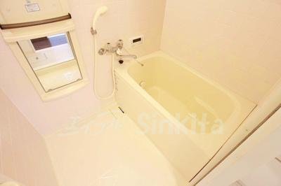 【浴室】フローラ豊中南