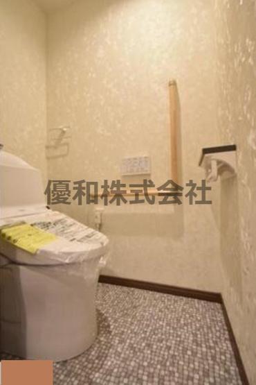 【トイレ】ライオンズマンション西が丘