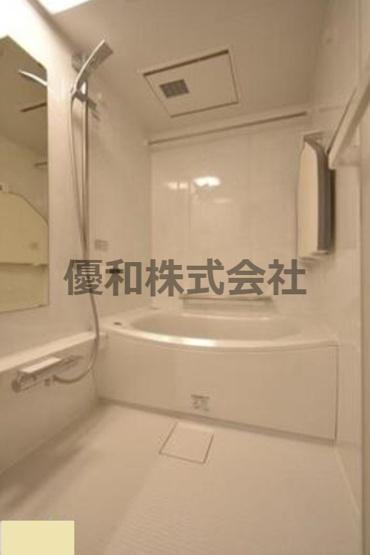 【浴室】ライオンズマンション西が丘
