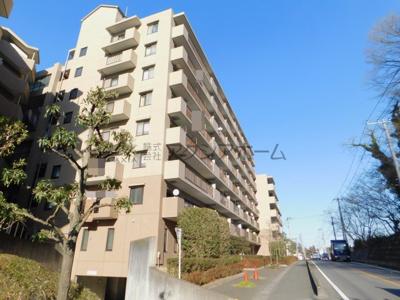 平成9年築、元加治駅徒歩11分、緑豊かな落ち着いた住環境のマンションです。