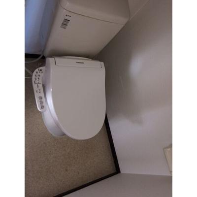 【トイレ】みやまコーポ