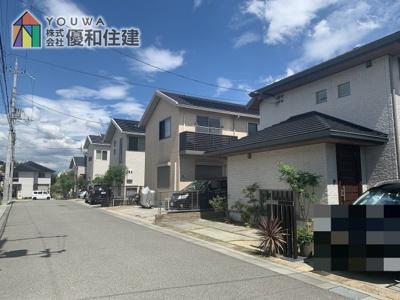 【前面道路含む現地写真】神戸市西区井吹台西町6丁目 中古戸建