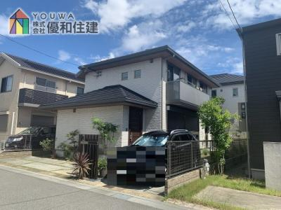 【外観】神戸市西区井吹台西町6丁目 中古戸建