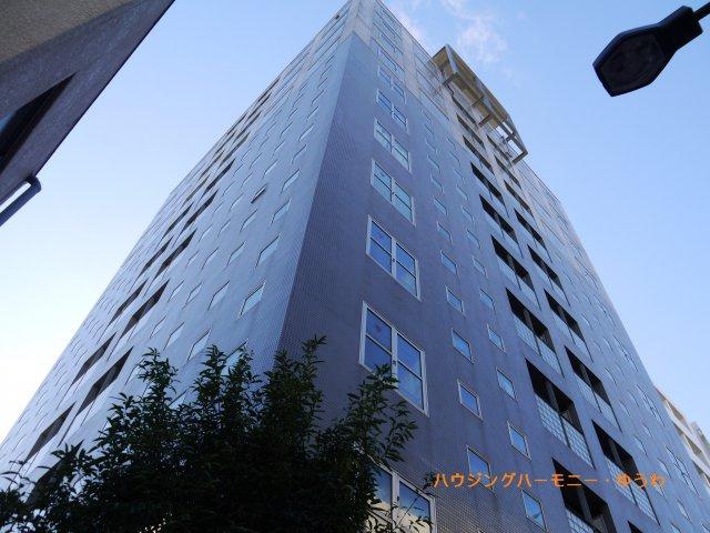 SRC造のしっかりした重厚感ある都会的なマンションです
