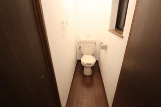 【トイレ】大久保町1丁目一戸建て