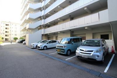 【駐車場】アメニティコート明舞1号棟