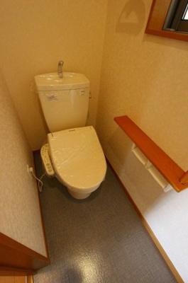 トイレです:リフォーム完了済♪平日も内覧出来ます♪