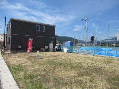 【外観】津市安濃町 3区画宅地分譲 B号地
