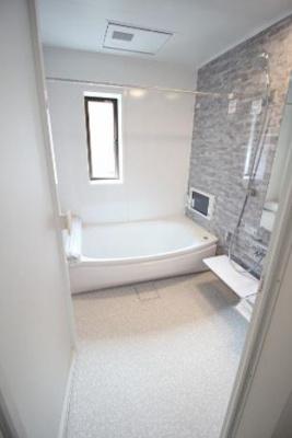 【浴室】藤沢市鵠沼藤が谷3丁目 新築