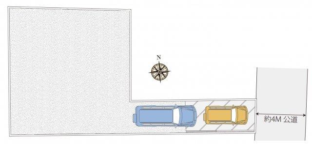 【区画図】外壁パワーボードを採用