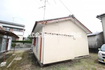 【外観】原村貸家