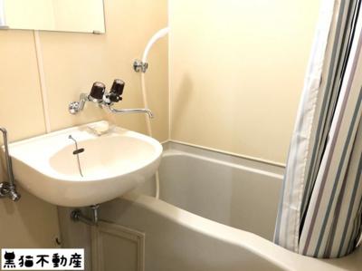 【浴室】メゾン・ド・エクラ