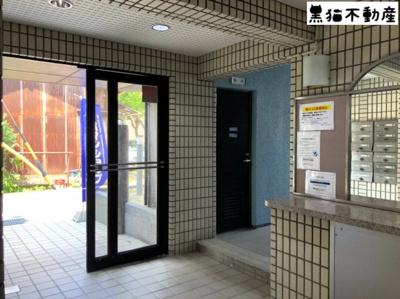【ロビー】メゾン・ド・エクラ