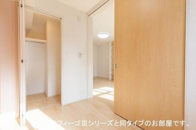 【寝室】上砂町5丁目アパート